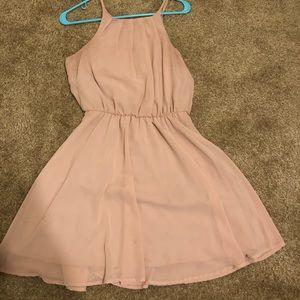 Pink Francescas Dress